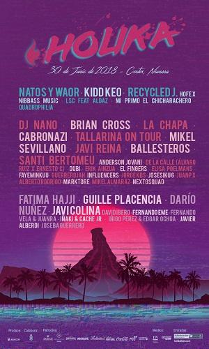 Holika Festival cierra su cartel con una nueva confirmación