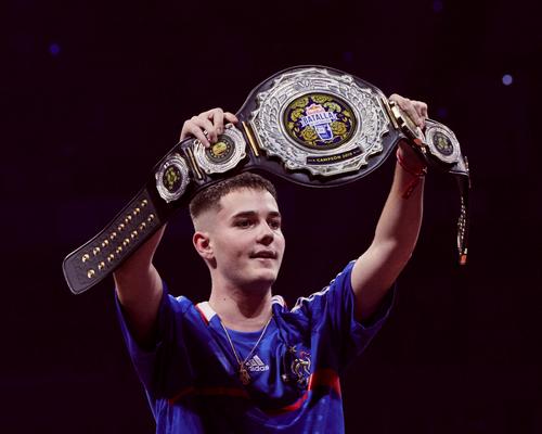 Bnet: La calma del campeón internacional