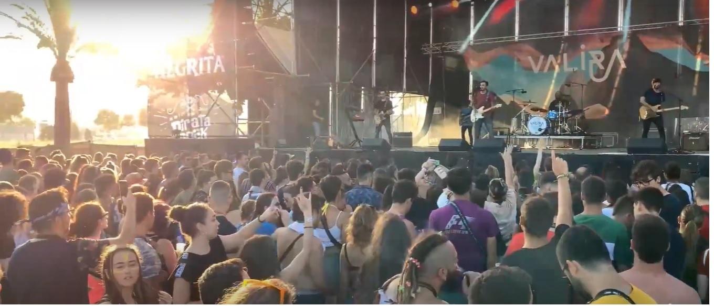 El festival Pirata Rock pospone su cuarta edición