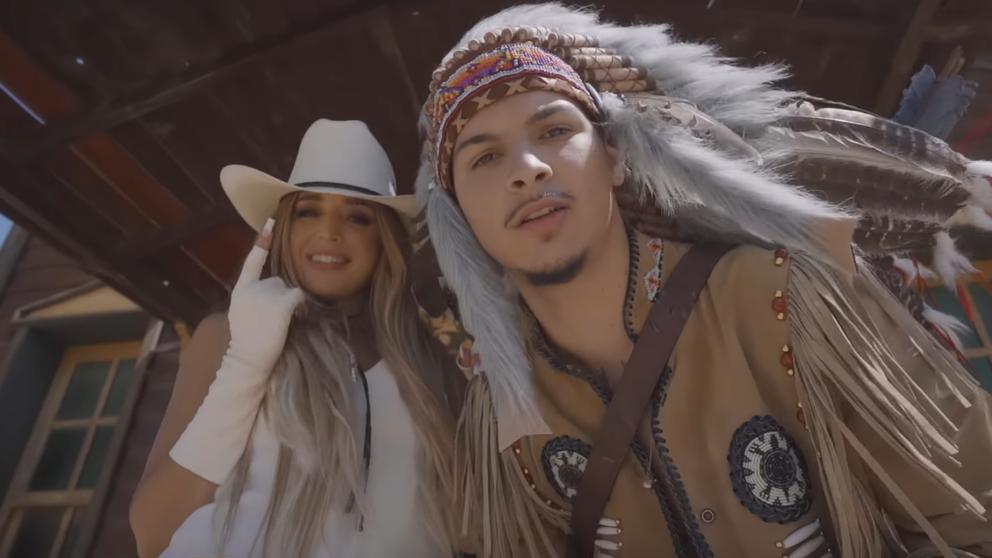 """Lola Índigo   La colaboración más """"Trendy"""" junto a RVFV"""