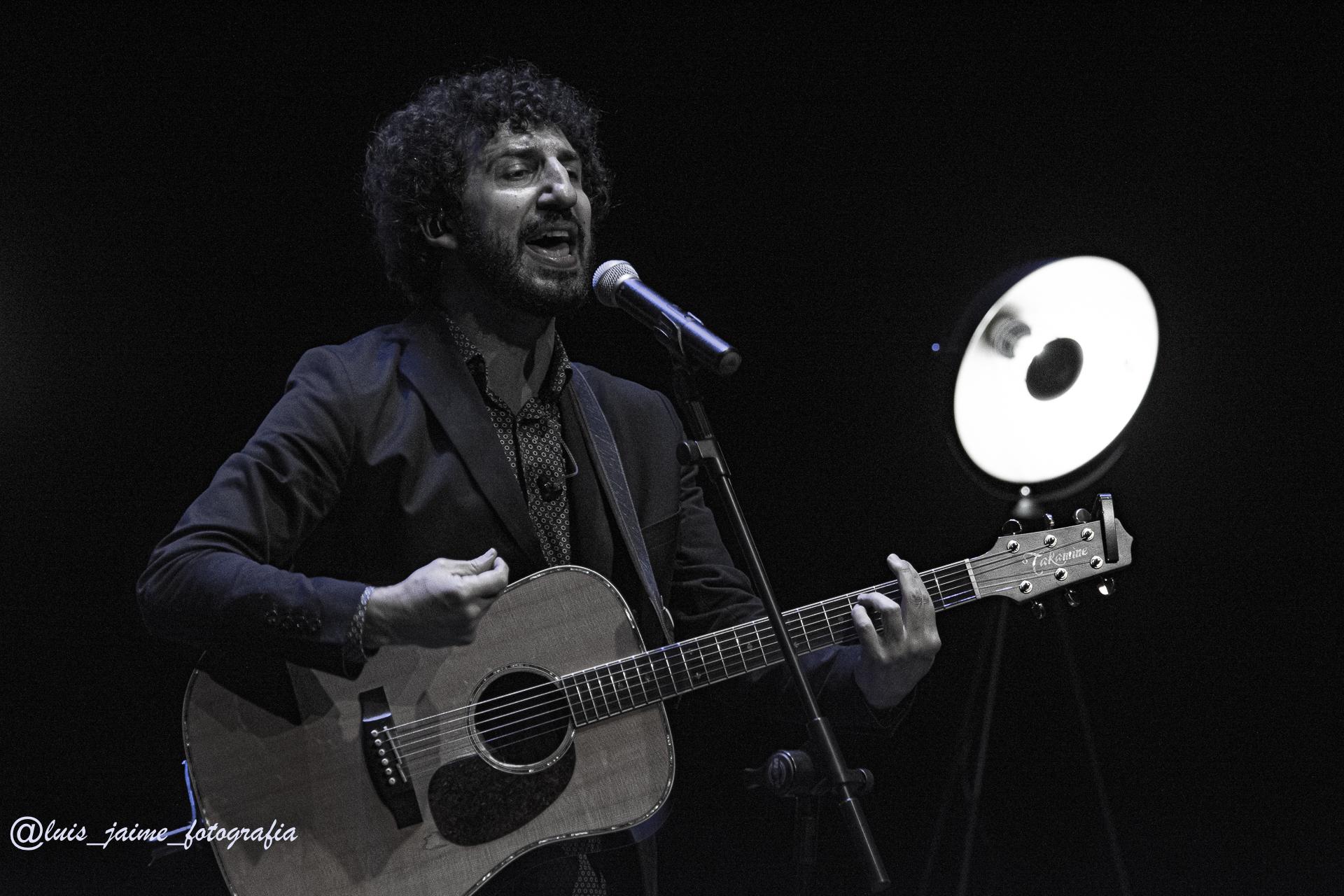 Marwan | El cantautor moderno en La Rambleta