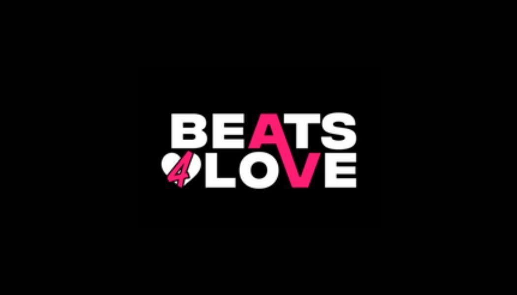 BeatStars lanza una campaña benéfica llamada Beats4Love